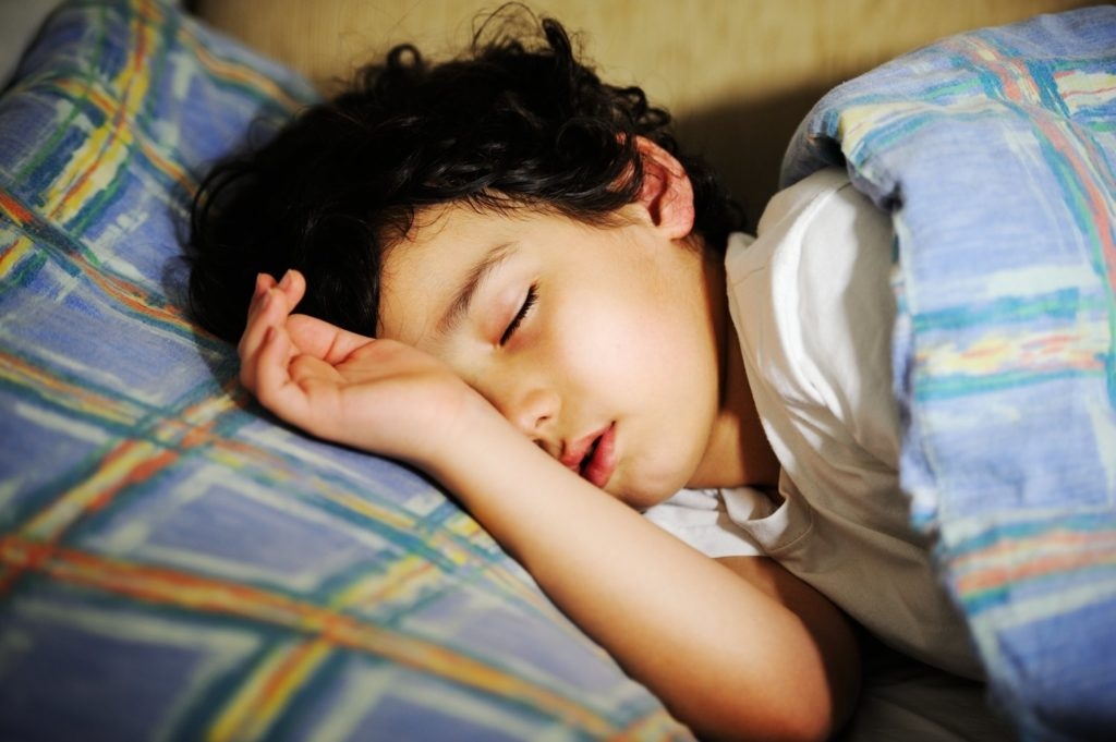 Collagen Helps Children Sleep