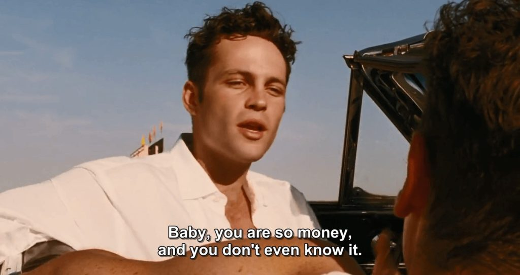 Swingers You Are So Money