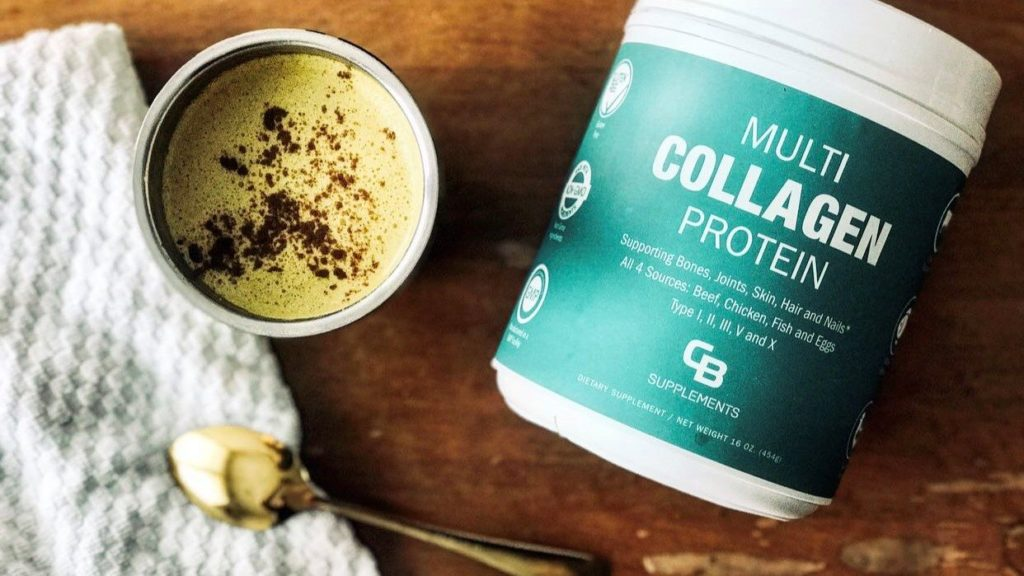 Collagen Coconut Turmeric Latte Recipe