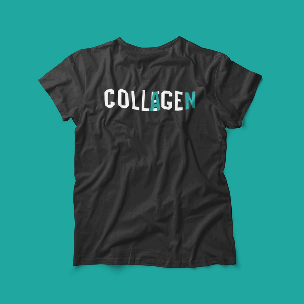 Collagen College T Shirt from CB Supplements