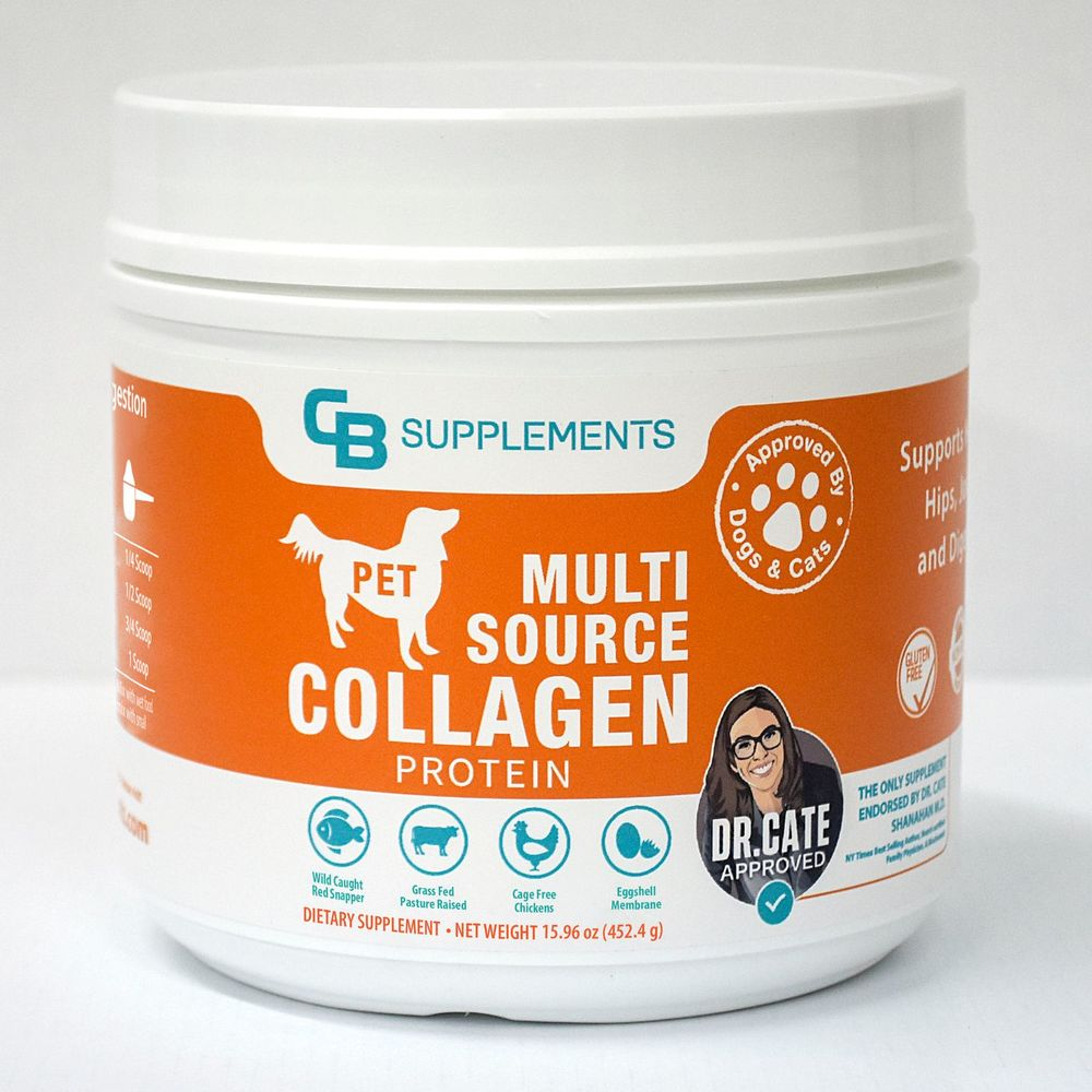 Collagen Powder for Pets, Dogs, Cats
